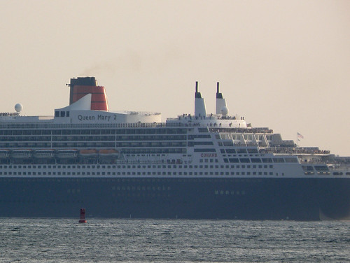 Queen Mary 2 | by GreenScaper