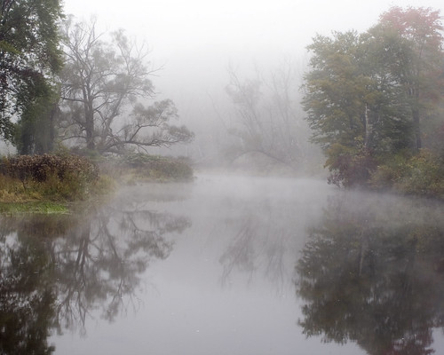 Fog on the North Branch | by Vermont Lenses