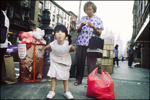 funny face, chinatown | by Matthew Vinci