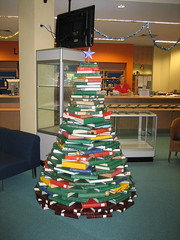 Book Christmas Tree | by Buttontree Lane