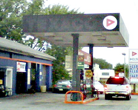 Absolutely never was a Texaco station