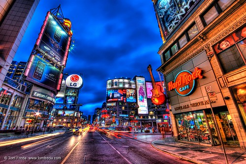 Yonge & Dundas Streets, Toronto | by view[ ¤ ]finder