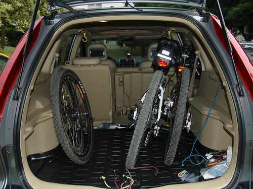 CRV3+2 bicycle
