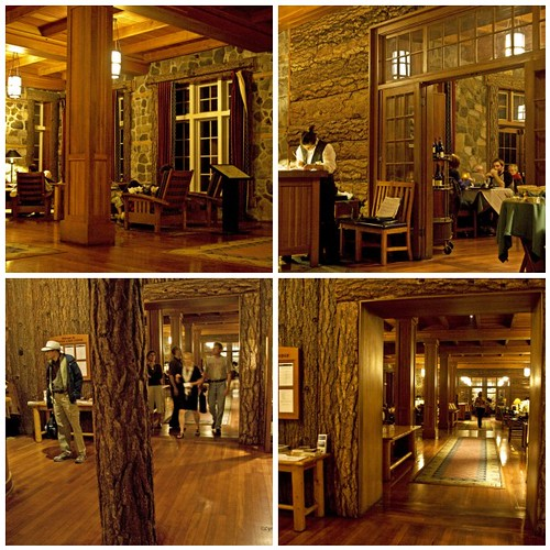 crater lake lodge | it was very subtle lighting inside so i … | flickr