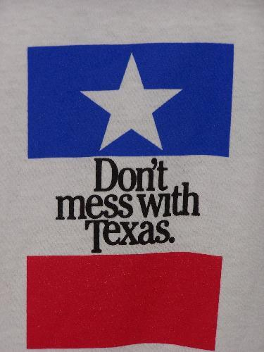 "Don't Mess with Texas T-Shirt | ""Don't Mess with Texas"" is"