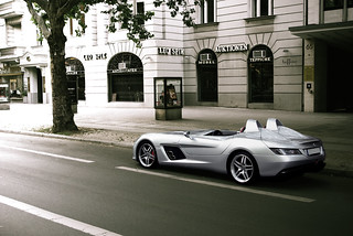 The incredible SLR Stirling Moss °EXPLORED° | by toffi:xc