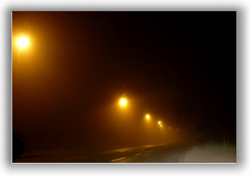 ~ early morning road to nowhere ~