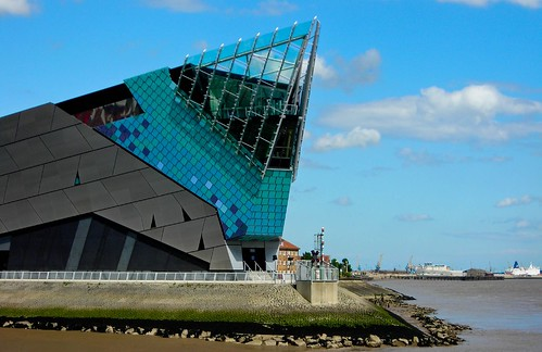 Yorkshire, The Deep, Hull | by alh1