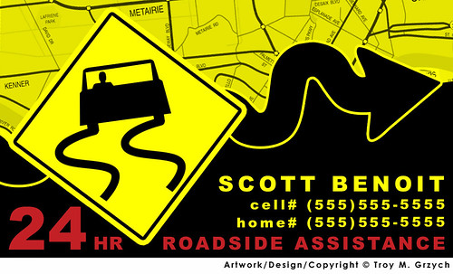 Roadside assistance services industry