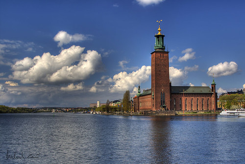 Stockholm City Hall | by Michael Cavén