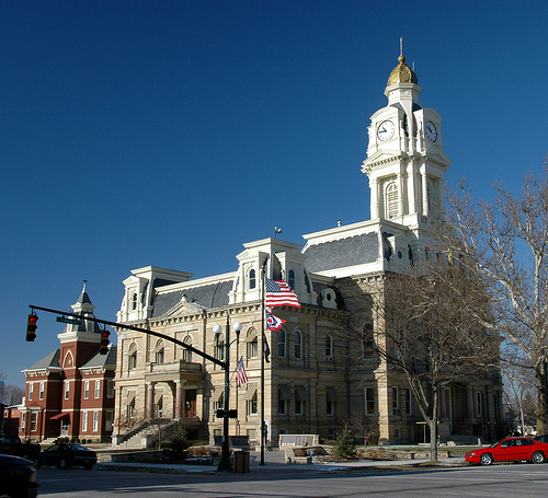 Madison County Courthouse - London, Ohio | by London Tom