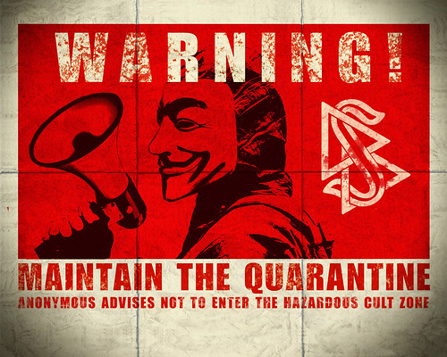 Maintain the Quarantine 10/18/8 | by Anonymous9000