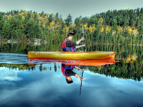 Kayaking To Ishpatina (HDR) | by Dean Martin (Thirdeyepics)