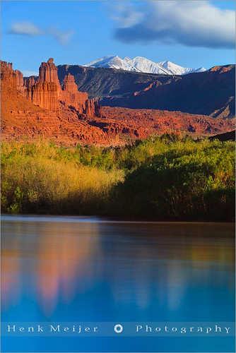 Fisher Towers - Moab | by ~ Floydian ~ 
