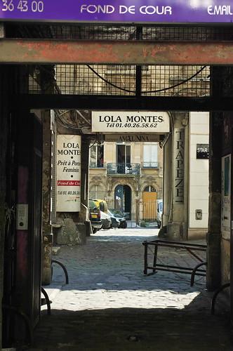 Paris quartier du sentier 226 rue saint denis 2 pascal poggi flickr - Quartier du sentier paris ...