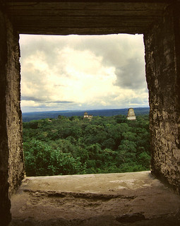 Mayan City of Tikal, Guatemala. | by Rafael Amado Deras