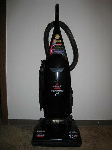 Vacuum Cleaner Bissell Powerforce 25 Excellent