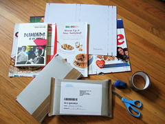 Cereal Box Mailers | by Earthworm