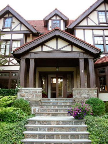 ... DSCN0275 46992 Tudor House Front Door | By RRichardHobbs