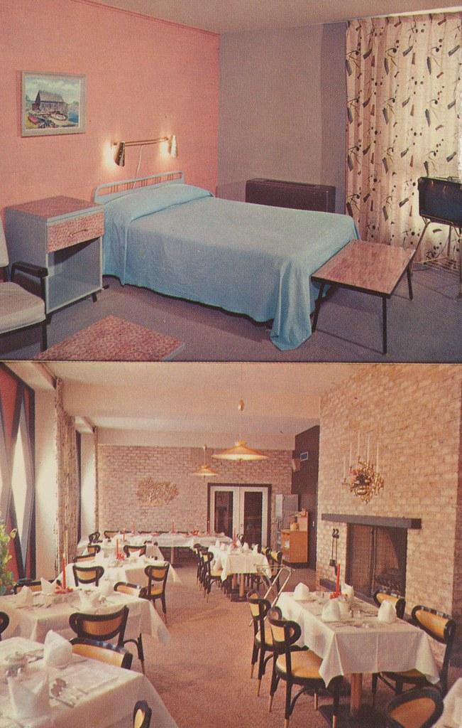 Tremholm Motor Lodge - Henrietta, New York