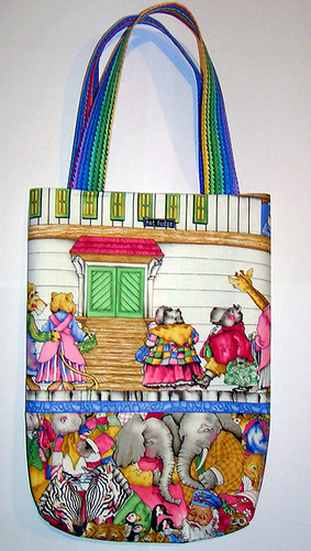 Noah's Ark Librarya Bag - by Hot Fudge | by WheresBeckybean