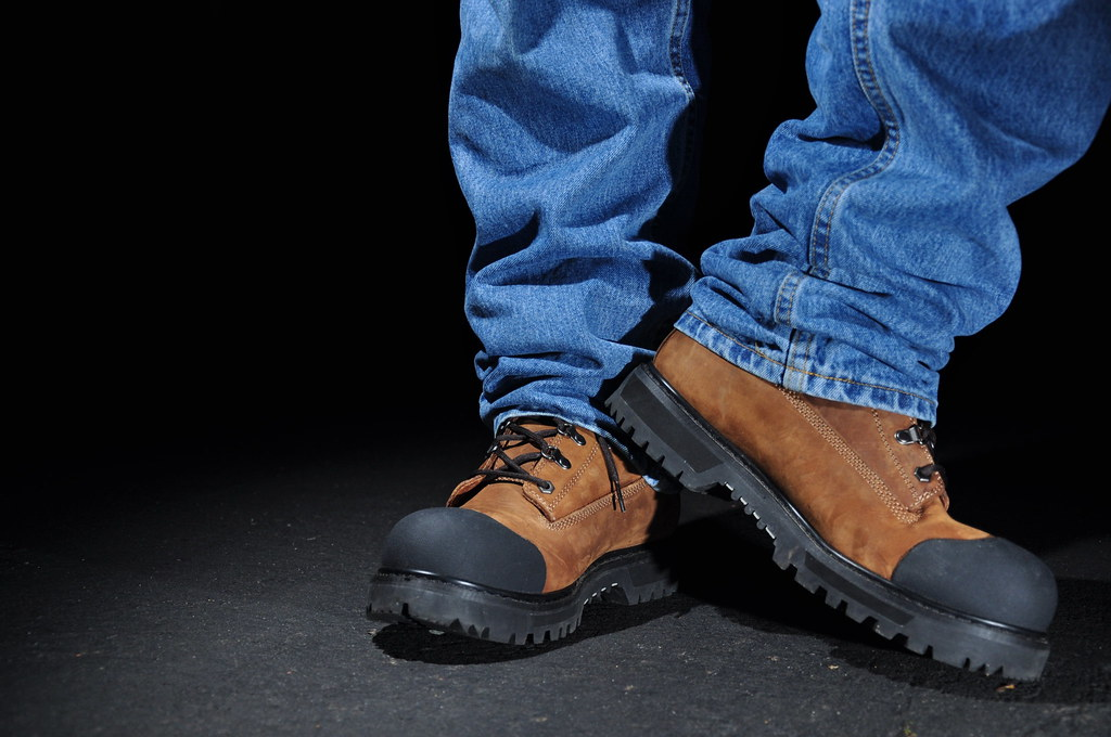 Dakota 529 Workboots   Absolute boredom brought on a need to…   Flickr