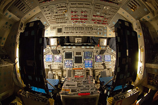 Shuttle Discovery's Flight Deck | by Ben_Cooper