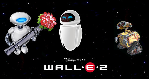 WALL-E: The Sequel | by Adam Polselli