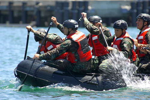 Basic Crewman Training in the San Diego Bay | by DVIDSHUB