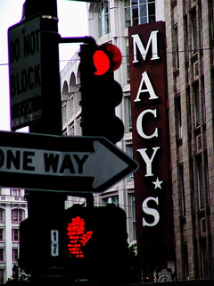 One Way to Macy's | by spinadelic
