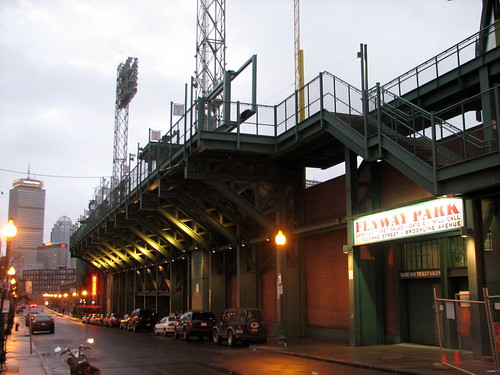 monster seats gate e at fenway park boston ma glazaro flickr. Black Bedroom Furniture Sets. Home Design Ideas