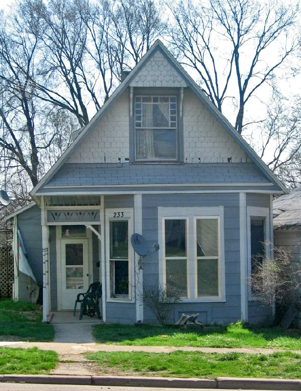 Awesome Small Victorian House Jefferson St Knightstown Indiana Flickr Largest Home Design Picture Inspirations Pitcheantrous