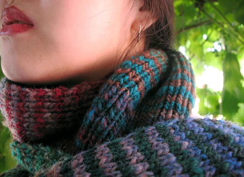 Noro Striped Scarf 01 | by athena.