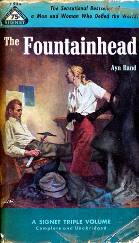 the fountainhead book report Ayn rand's 'the fountainhead' is known for its celebration of individual genius   says he'll direct a new film version of ayn rand's book 'the fountainhead  of  ayn rand's 1943 novel, the fountainhead, polygon reports.