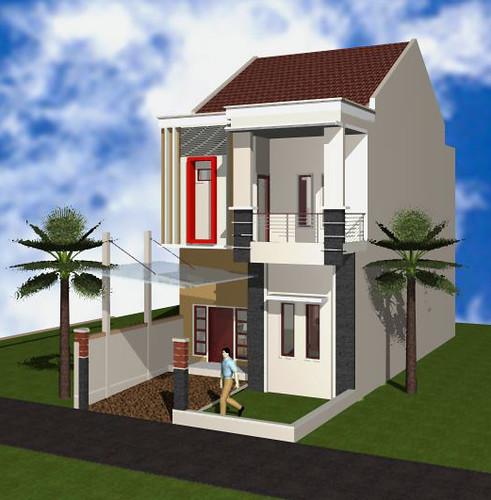Rumah Sederhana | sebuah rumah sederhana bergaya minimalis ...