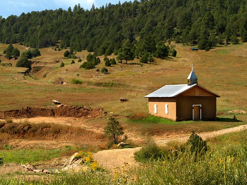 A Cowboy Church In New Mexico | by saxonfenken