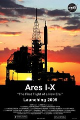 Ares I-X Movie Poster | by NASA's Marshall Space Flight Center