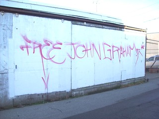 free john graham / red on white | by we are at war