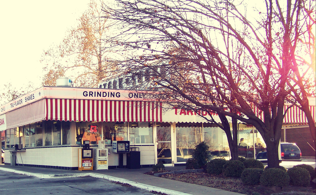 Takhomasak Steak N Shake Springfield Missouri Takhomasa Flickr