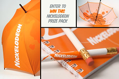 Nickelodeon Back to School Prize | by Bakerella