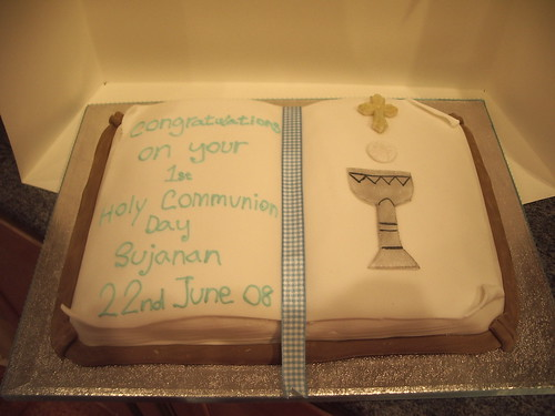 Holy Communion Cake | by platypus1974