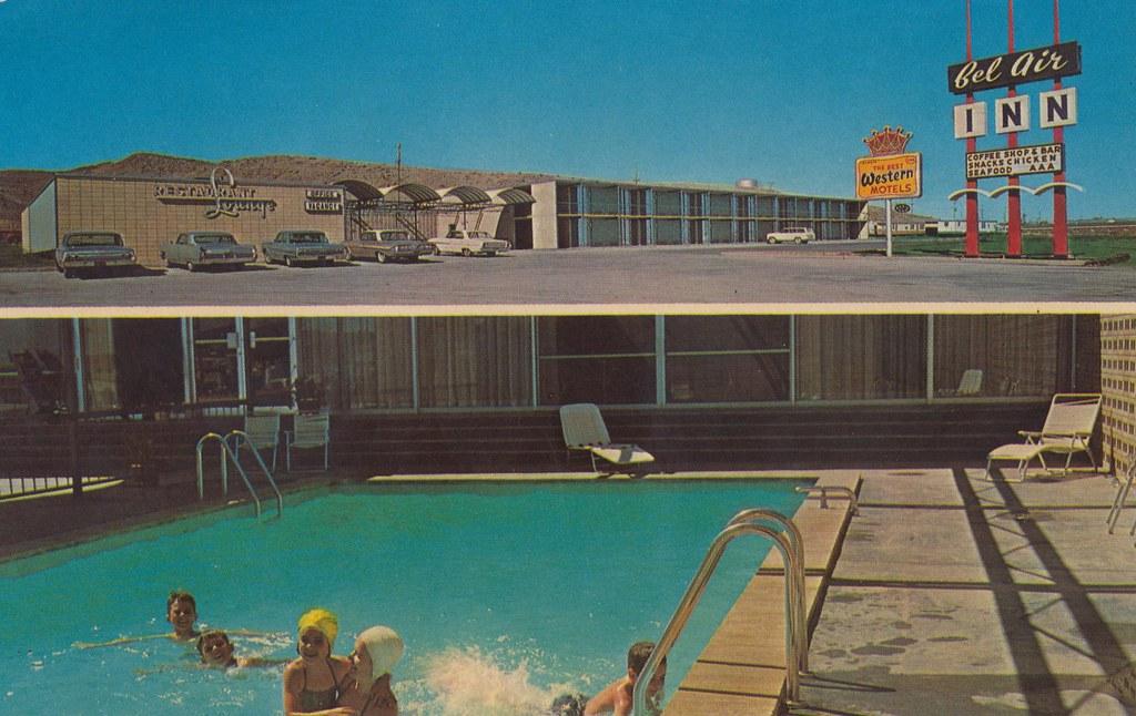 Bel Air Inn Restaurant and Lounge - Rawlins, Wyoming