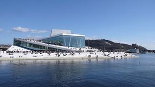 Oslo Opera house | by eysteina
