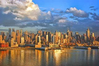 New York City Skyline | by NJ Photographer