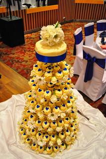 Dress Up Cake Mix Cupcakes