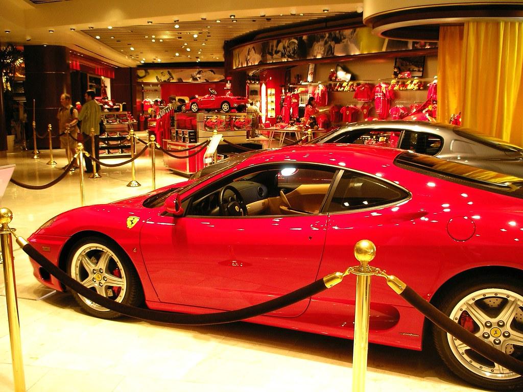 ferrari shop las vegas – cars gallery