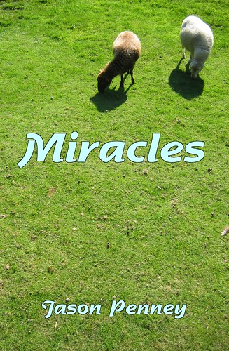 """Miracles"" Cover Mockup 