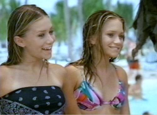 Mary Kate Olsen Topless