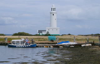 The Hurst Castle to Keyhaven ferry | by sue_s