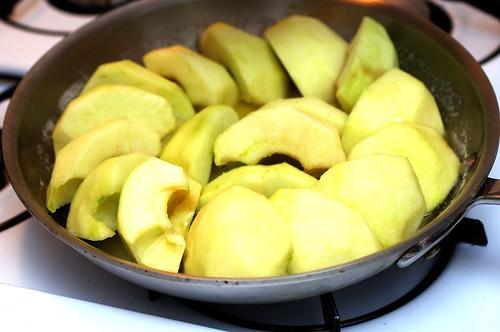 add the apples | Molly's Apple Tarte Tatin on smittenkitchen… | deb ...
